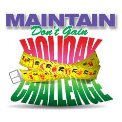 Maintain Don't Gain Logo